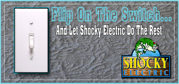 Shocky Electric, receptacle electrical service, circuit brakers phoenix, phoenix electrician