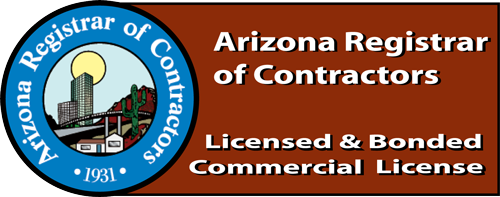 Licensed & Bonded Electrician, Shocky Electric Licensed & Bonded Electrician, Arizona Registars of Contractors, Bonded Electrician, Commercial Electrician, Commercial Electrical Service